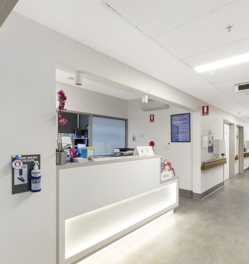 Bacchus Marsh and Melton Regional Hospital Maternity Renovation Case Study