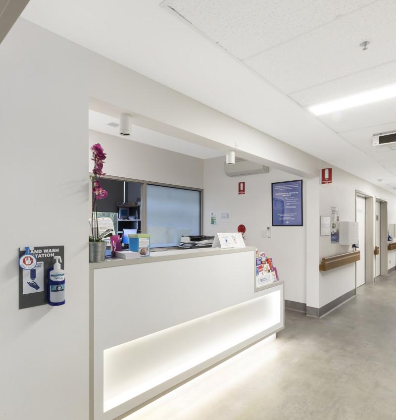 Bacchus Marsh and Melton Regional Hospital Maternity Renovation Case Study