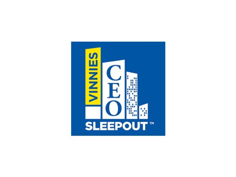 Website News: SCH are supporters of the St Vinnies CEO Sleepout